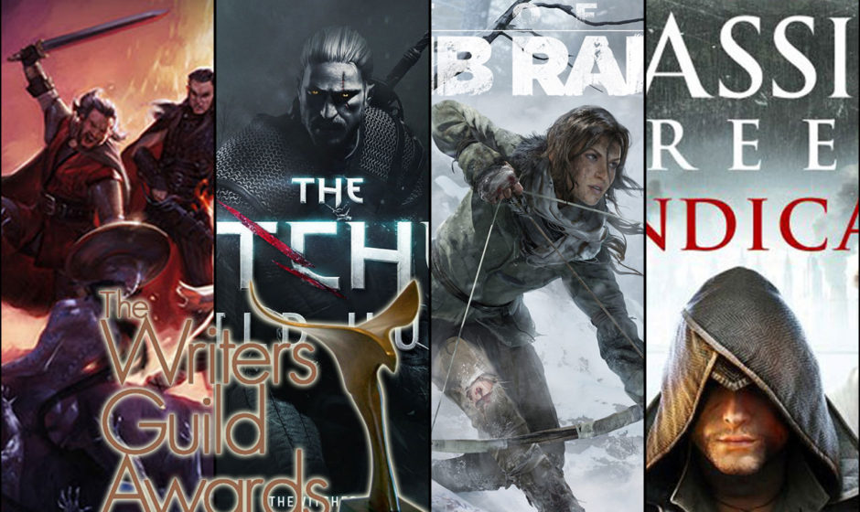 Pillars of Eternity e The Witcher 3 tra le nominations per i Writers Guild of America Award