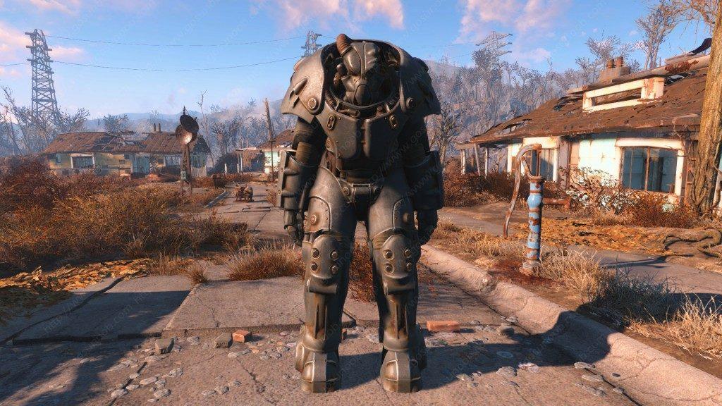 fallout 4 armature atomiche x-01