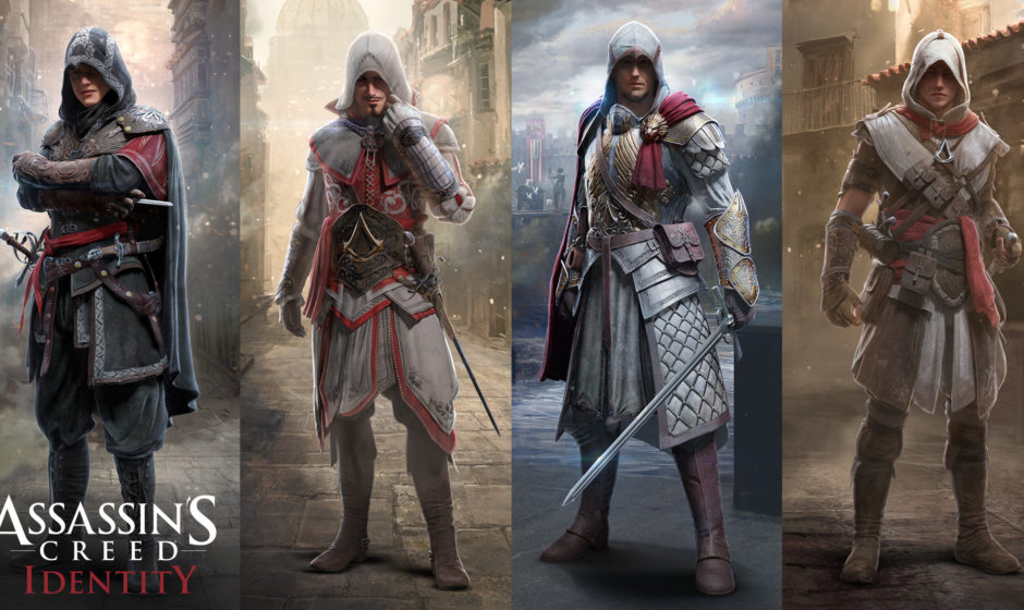 Ubisoft svela Assassin's Creed Identity