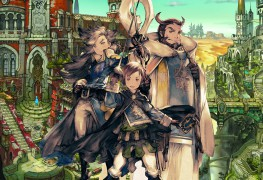 Bravely Second The Ballad of The Three Cavaliers