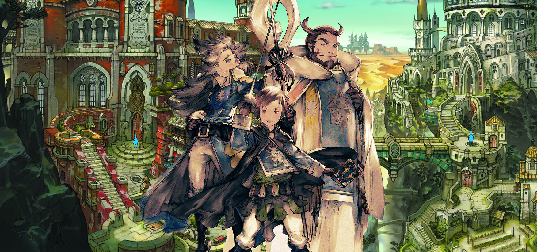 Bravely Second: The Ballad of The Three Cavaliers – Hands-on