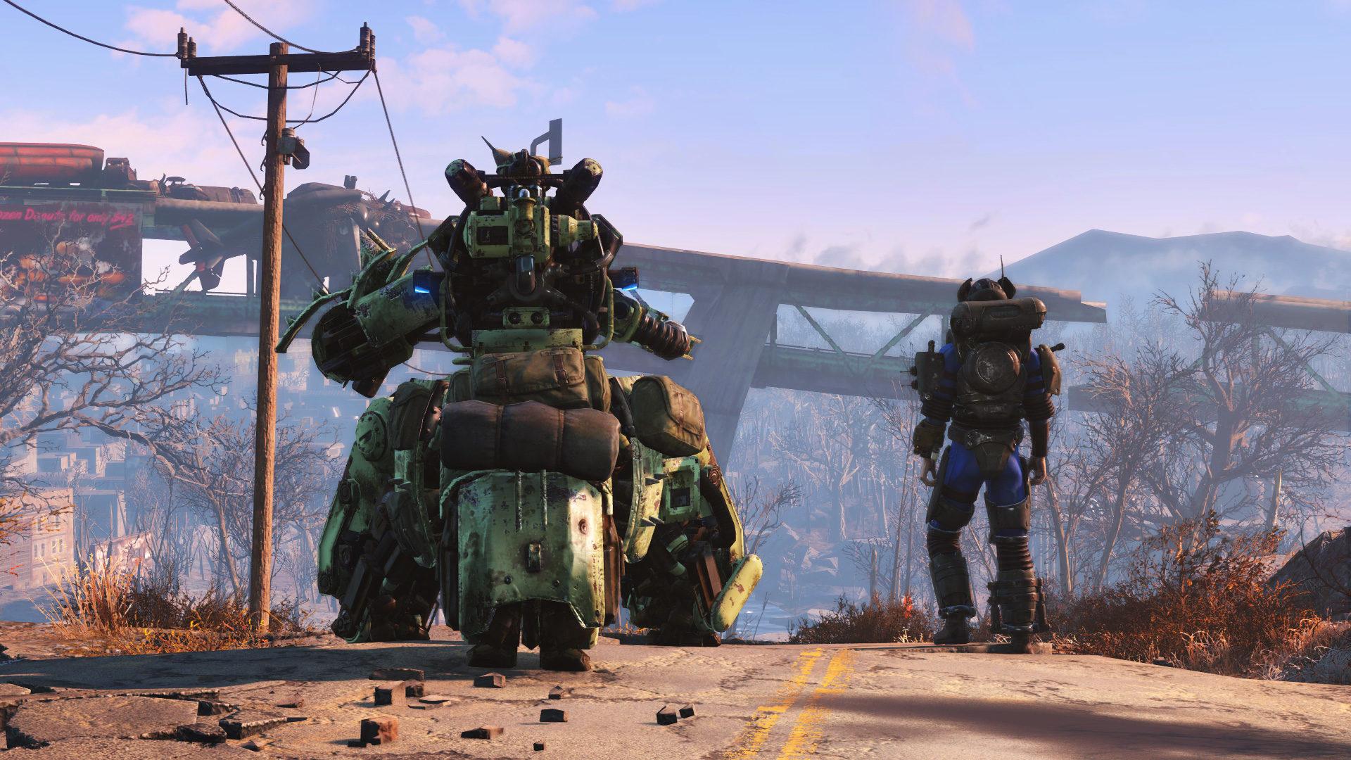 DLC di Fallout 4 Automatron