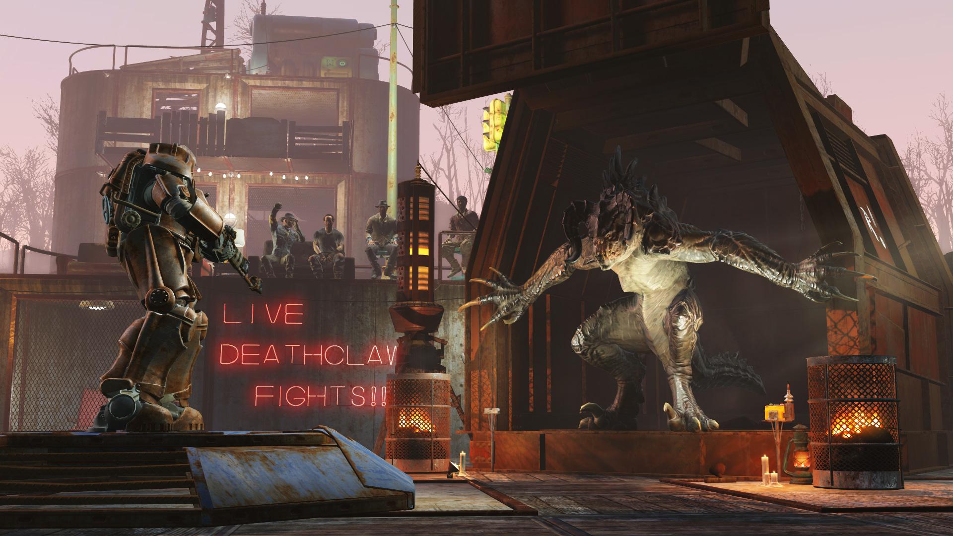 DLC di Fallout 4 Wasteland Workshop