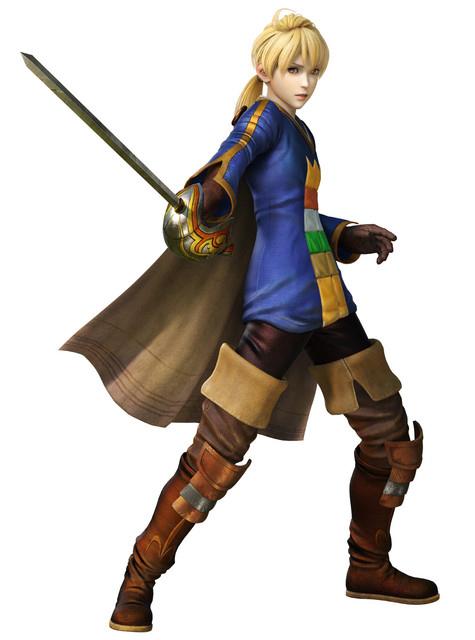 Dissidia Final Fantasy Ramza