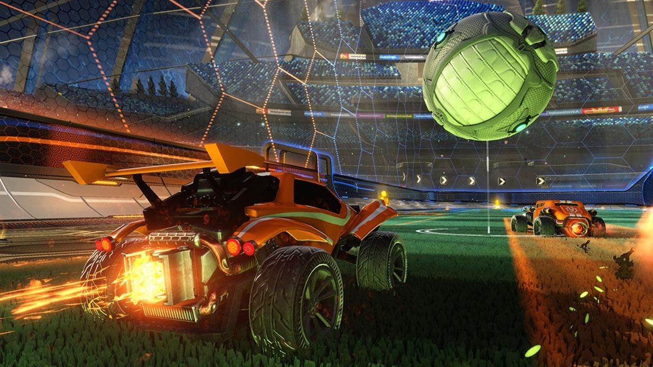 Rocket League su Xbox One