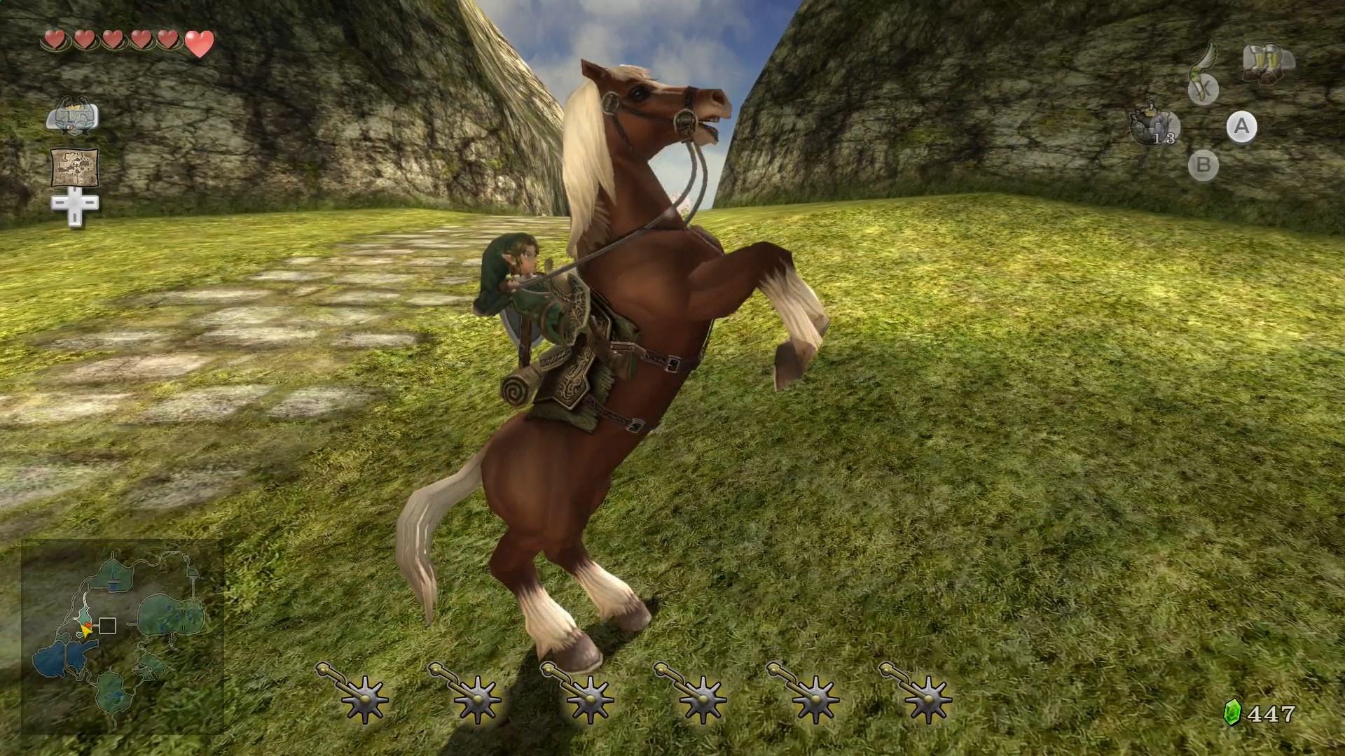 The Legend of Zelda: Twilight Princess HD - Recensione