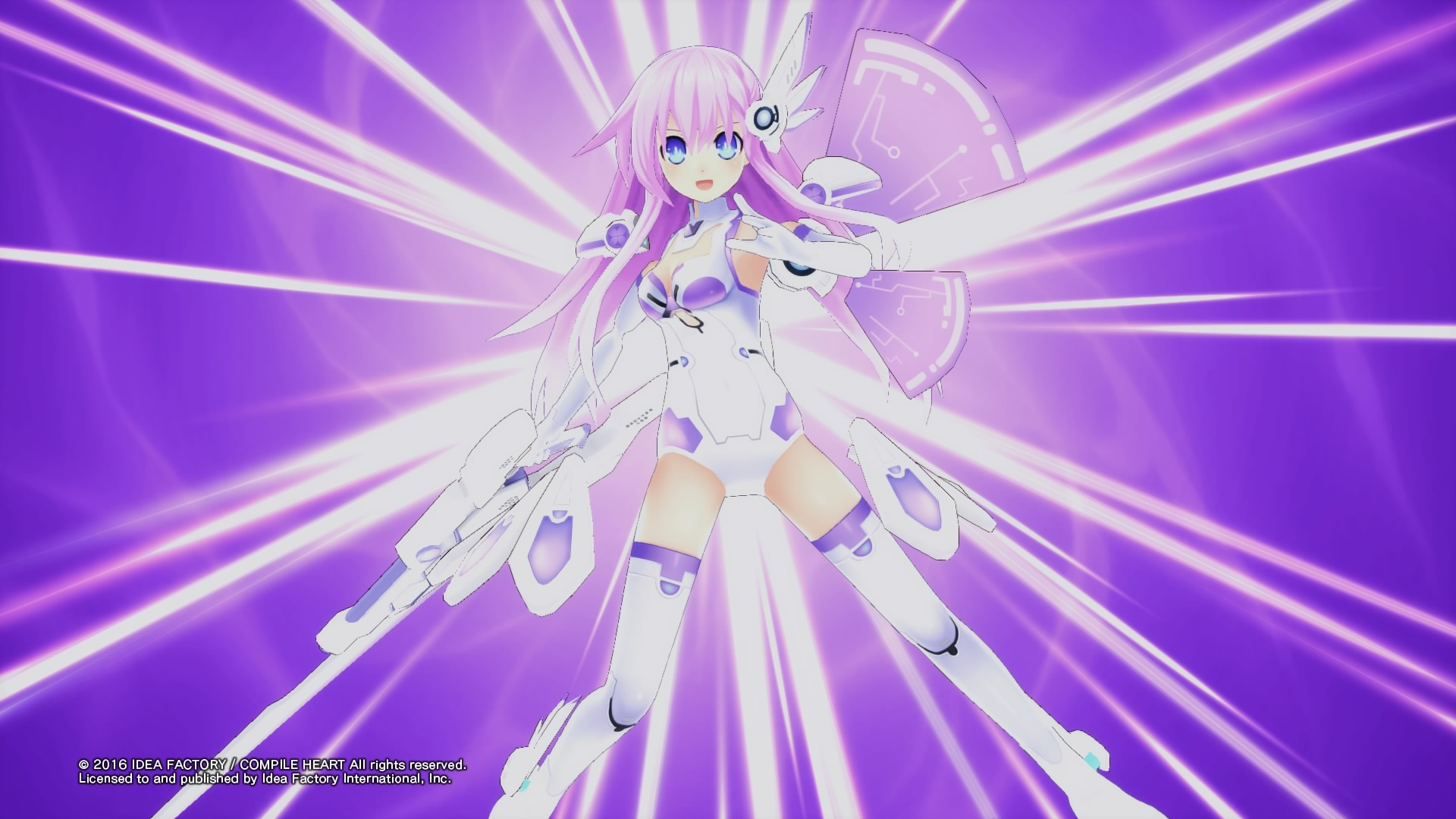Megadimension Neptunia VIIR Trailer