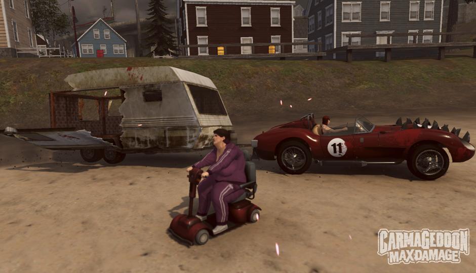 Carmageddon: Max Damage uscirà quest'anno su Xbox One e PS4