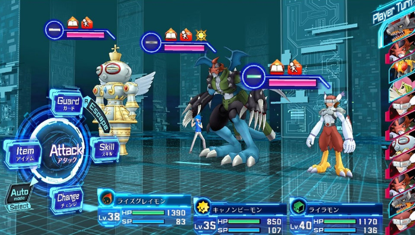 Digimon Story: Cyber Sleuth - Recensione