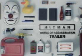 HITMAN nuovo trailer World of Assassination