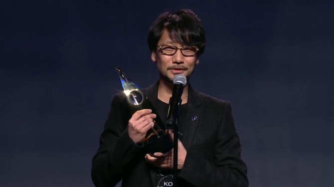 kojima d.i.c.e. hall of fame award