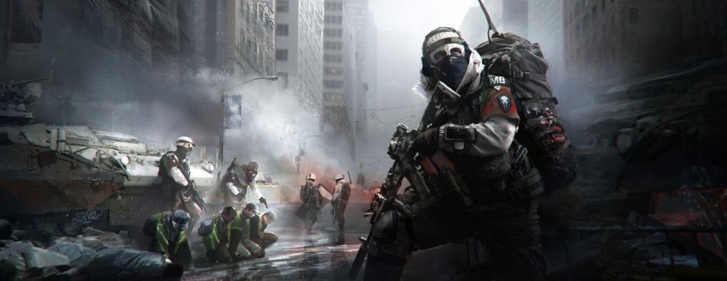 open beta di the division