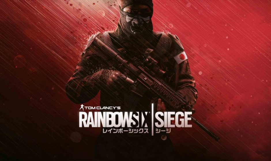 Rainbow Six Siege nuovo operatore giapponese in arrivo