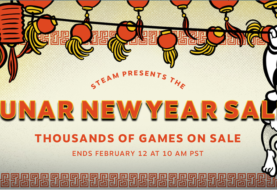 Al via i saldi Steam per le Celebrazioni del Nuovo Anno Lunare