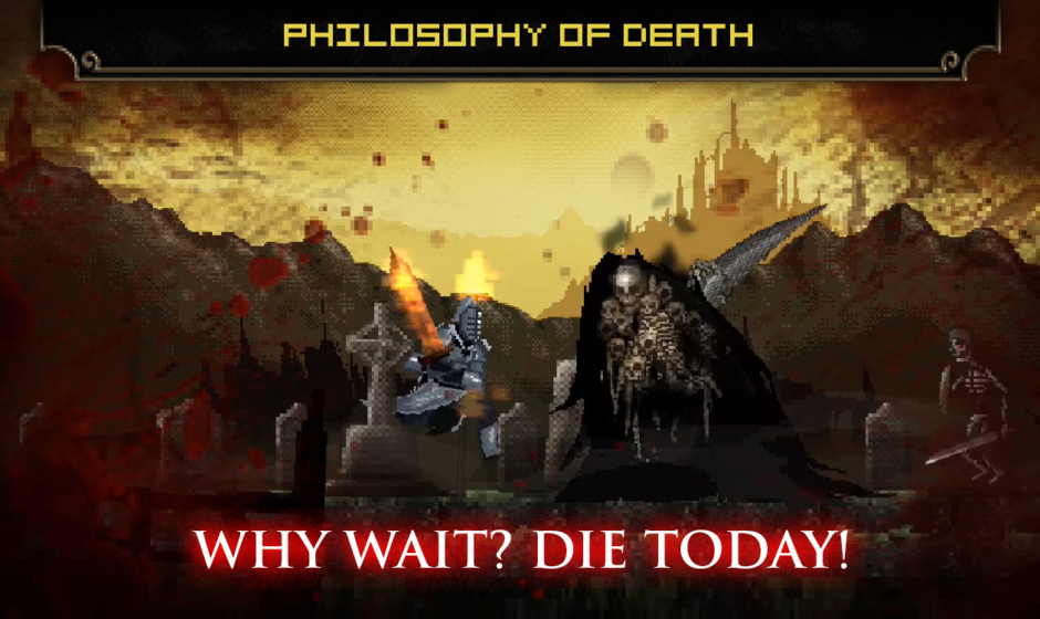 Slashy Souls spin-off di Dark Souls III disponibile gratis