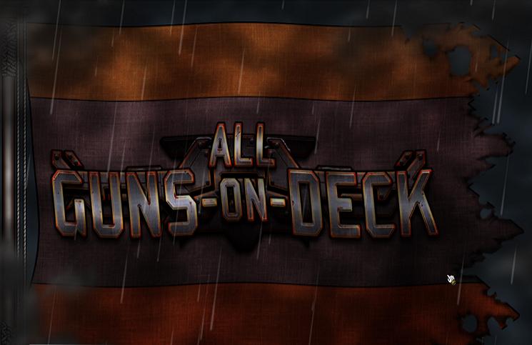All Guns on Deck - Anteprima