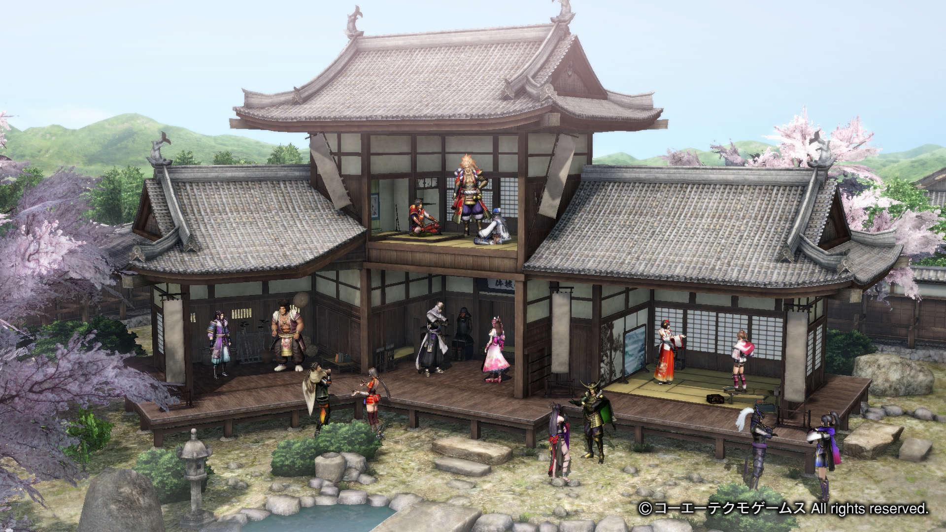 Samurai Warriors 4 Empires - Recensione