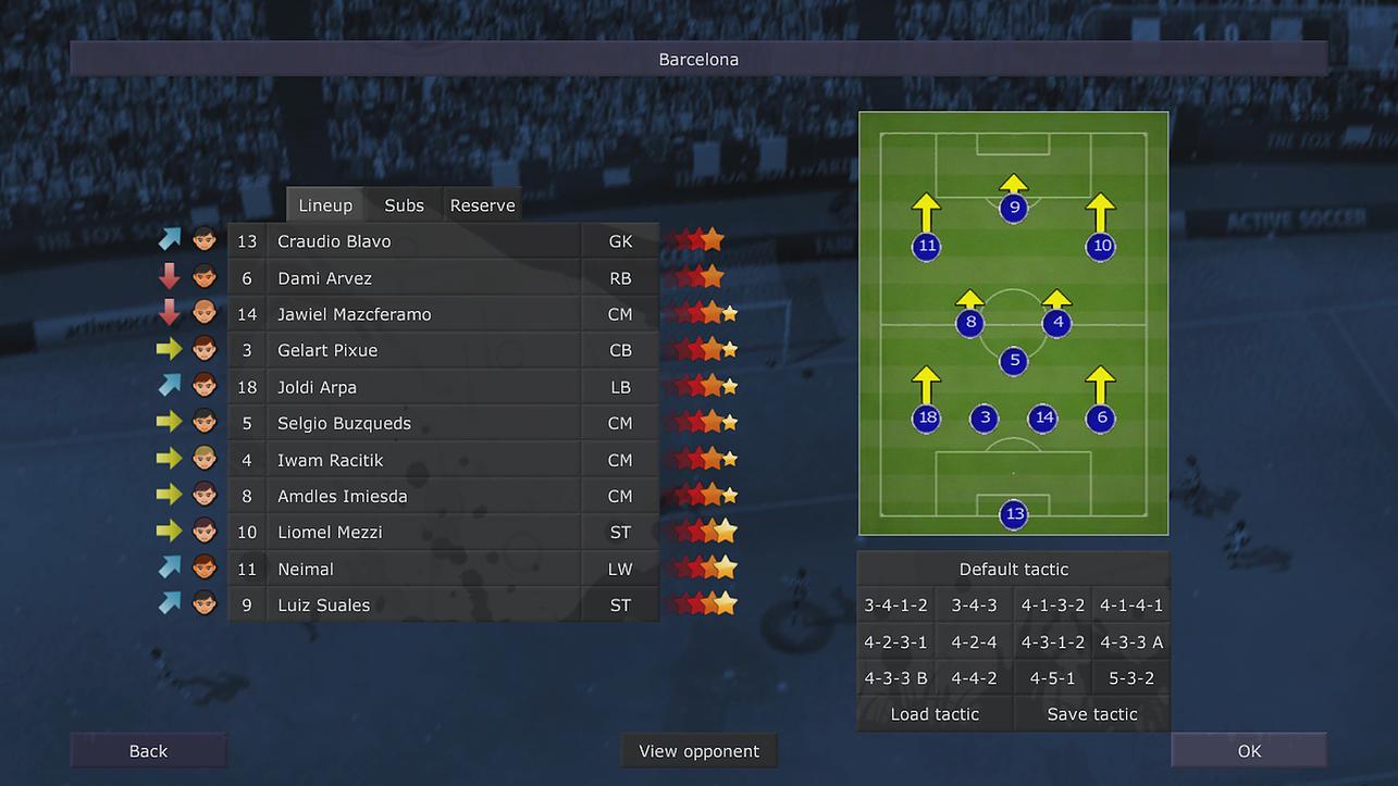 Active Soccer 2 DX Recensione