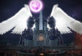 Uno stage di Alexandria in Dissidia Final Fantasy