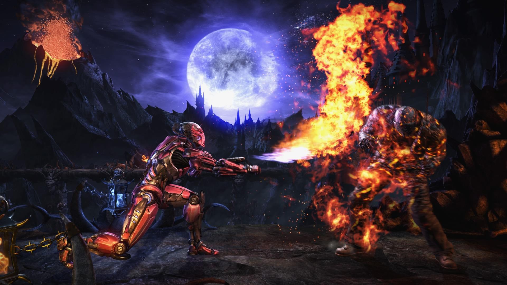 Mortal Kombat XL Recensione Sektor fight