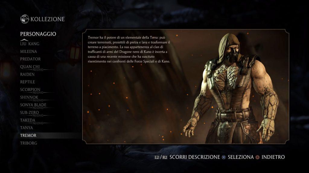 Mortal Kombat XL Recensione Tremor