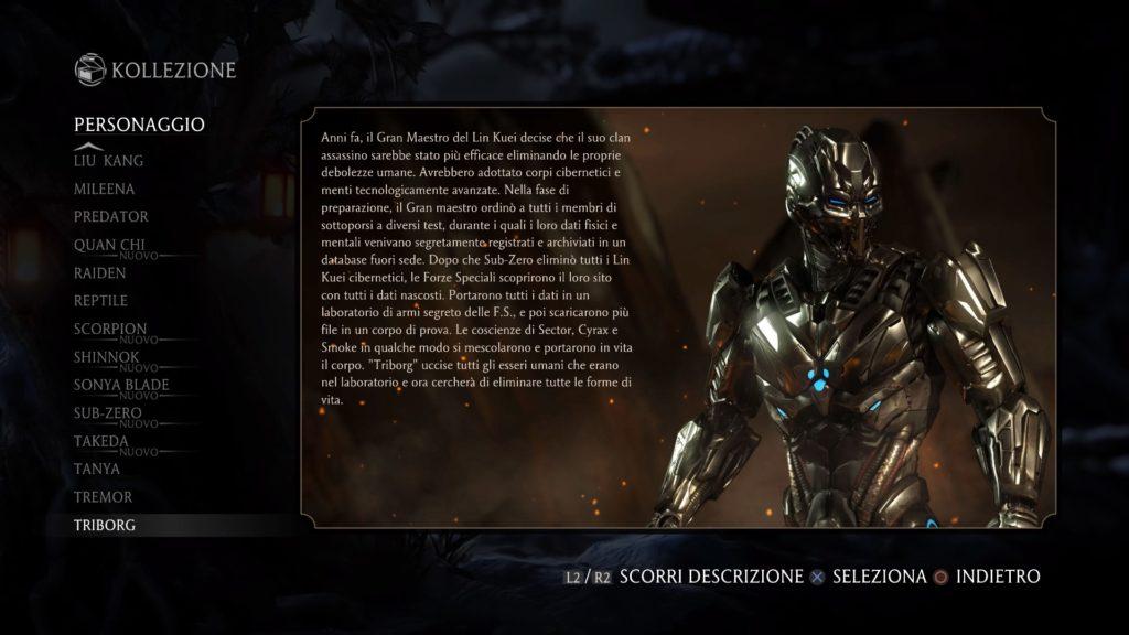 Mortal Kombat XL Recensione Triborg