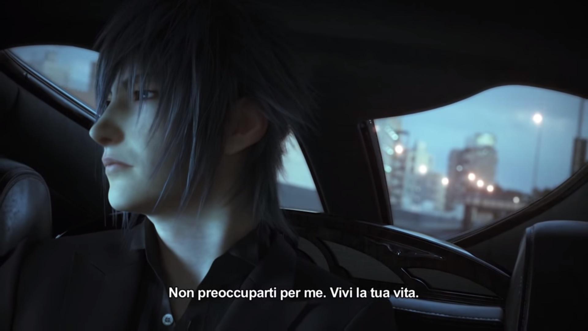 doppiato Final Fantasy XV