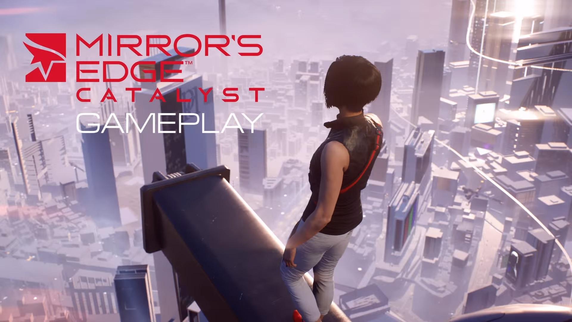 gameplay di Mirror's Edge Catalyst