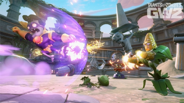 Plants vs Zombies : Garden Warfare 2 - Recensione