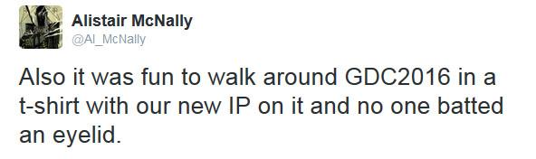 La nuova IP BioWare a spasso per la GDC 2016