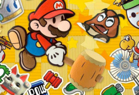 Annunciato Paper Mario Color Splash