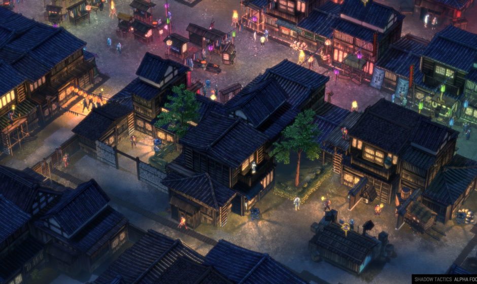 Shadow Tactics: Blades annunciato per PS4, Xbox One e PC