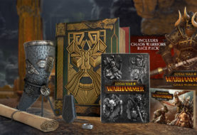 Total War: Warhammer High King Edition in un video unboxing particolare