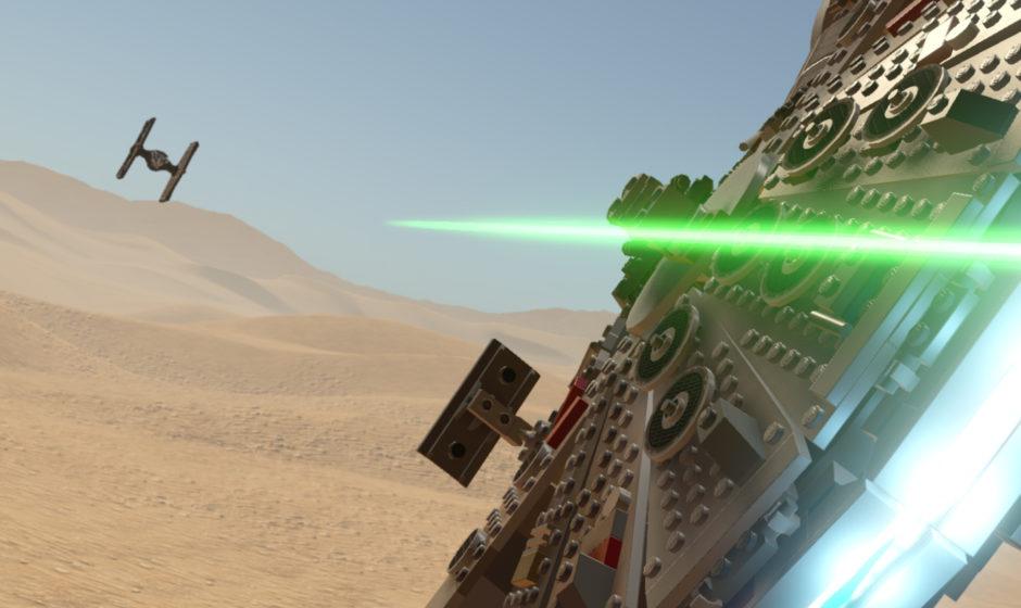 Primo video gameplay di Lego Star Wars: Il Risveglio della Forza