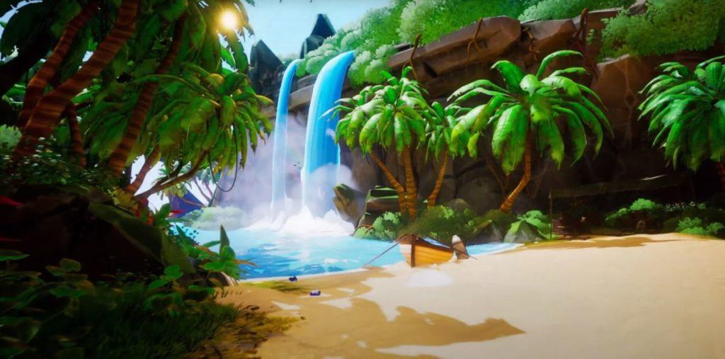 Call of the Sea Inside Xbox