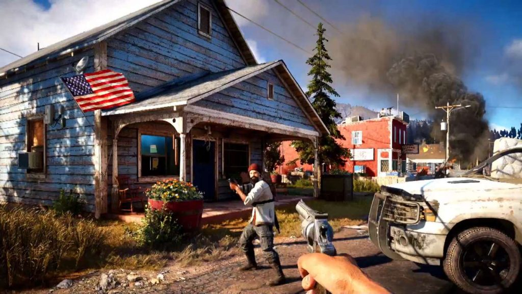 far cry 5 pc ps4 xbox one