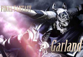 Annunciato Garland in Dissidia Final Fantasy