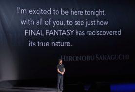 Hironobu Sakaguchi loda Final Fantasy XV