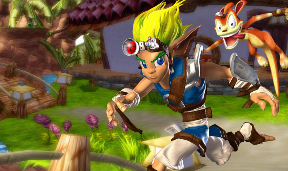 Jak and Daxter in versione retail su PlayStation 4