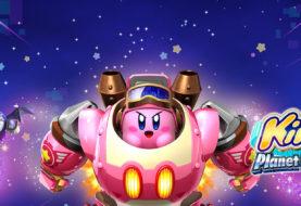 Nuovi dettagli su Kirby: Planet Robobot