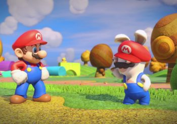 E3 2017: Mario + Rabbids Kingdom Battle - Anteprima