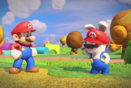 E3 2017: Mario + Rabbids Kingdom Battle - Anteprima