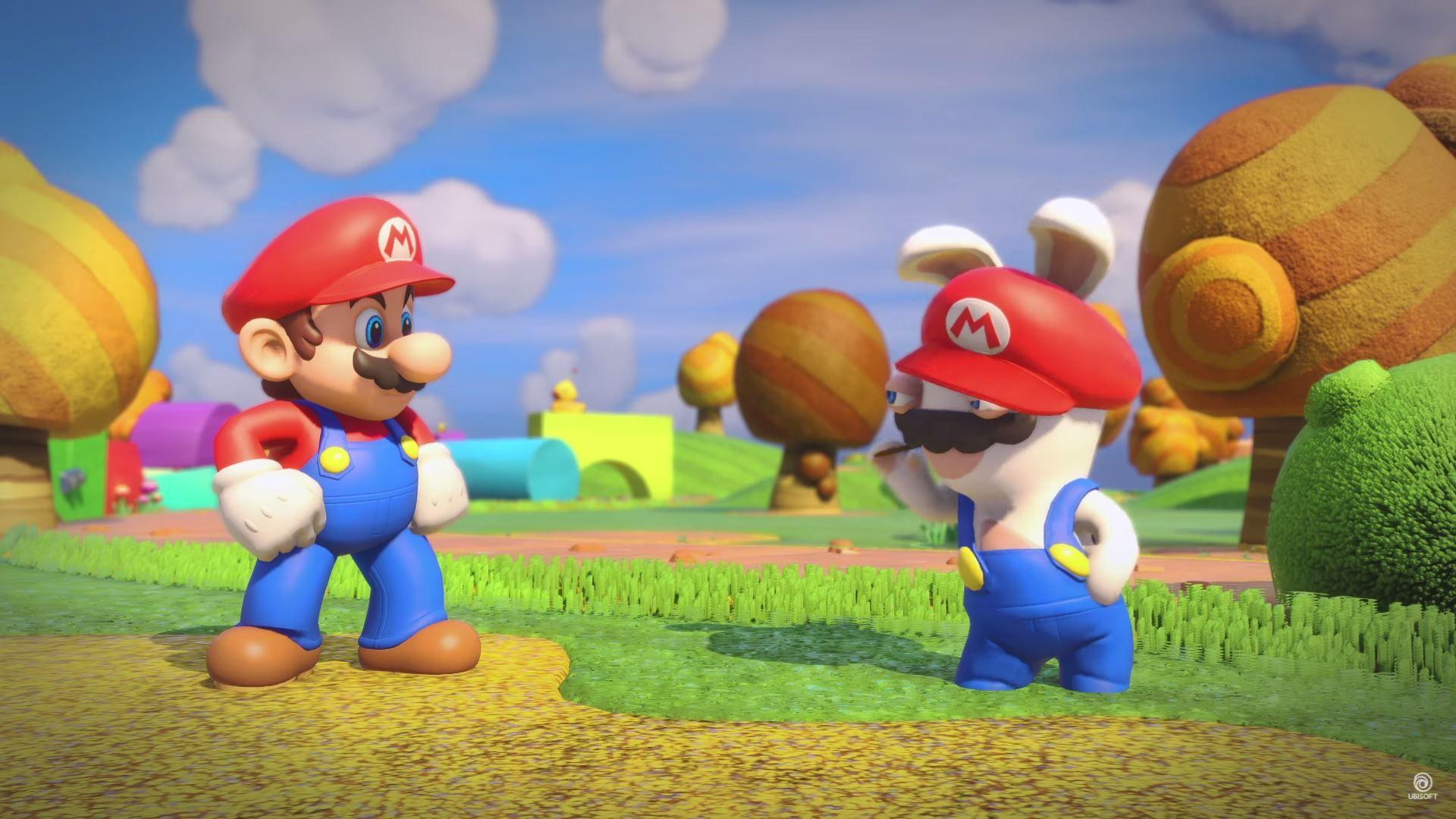 E3 2017: Mario + Rabbids Kingdom Battle – Anteprima
