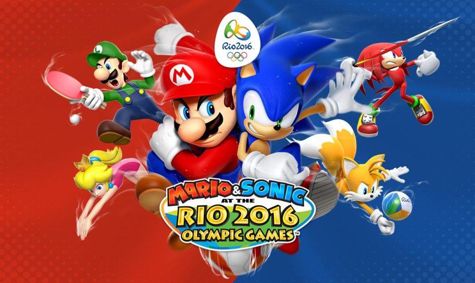 Mario & Sonic ai Giochi Olimpici di Rio 2016 - Recensione