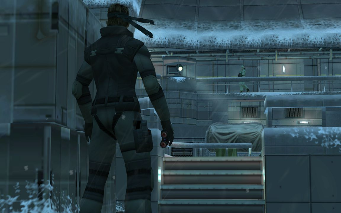 Metal Gear Solid-The Twin Snakes
