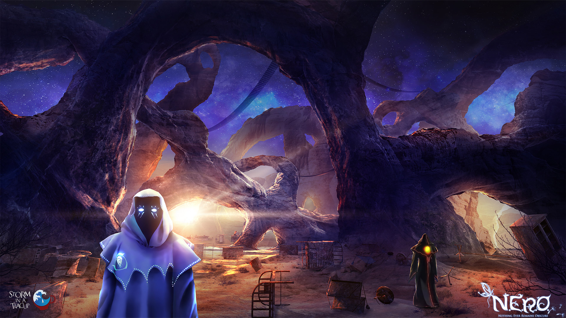 N.E.R.O.: Nothing Ever Remains Obscure – Recensione PC