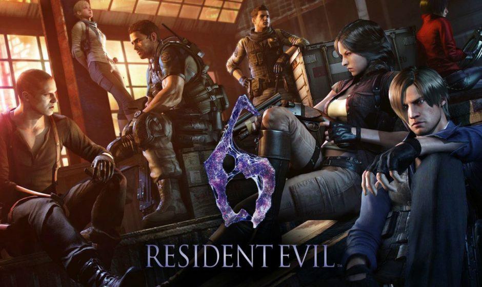 Resident Evil 6 HD Remaster - Recensione