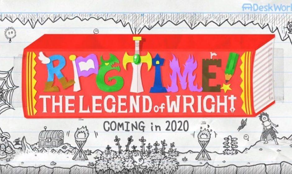 The Legend of Wright - provato alla Gamescom 2019