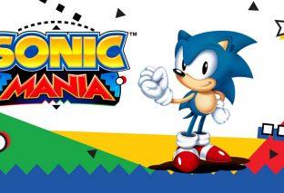 Ecco il trailer di lancio di Sonic Mania