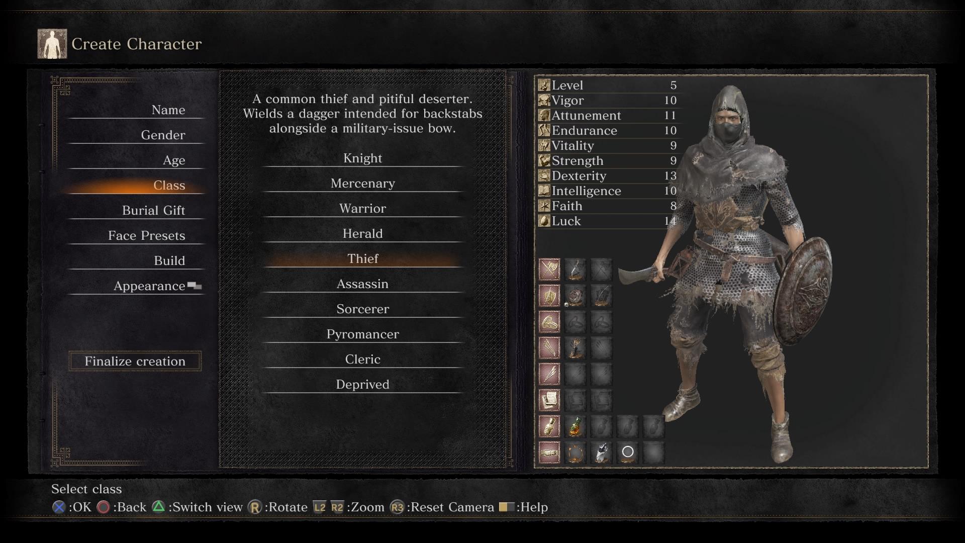 Dark Souls  Good Faith Quality Build